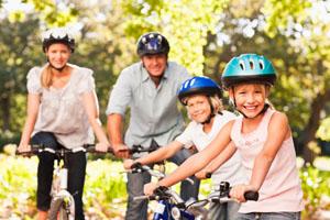 Family bikes 300 x 200
